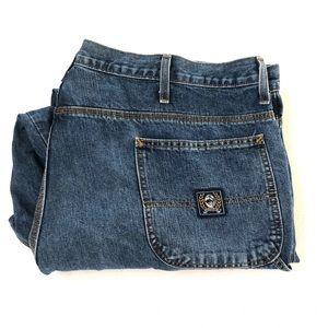 Cinch Denim Men's Blue Jeans Size W44 X L32